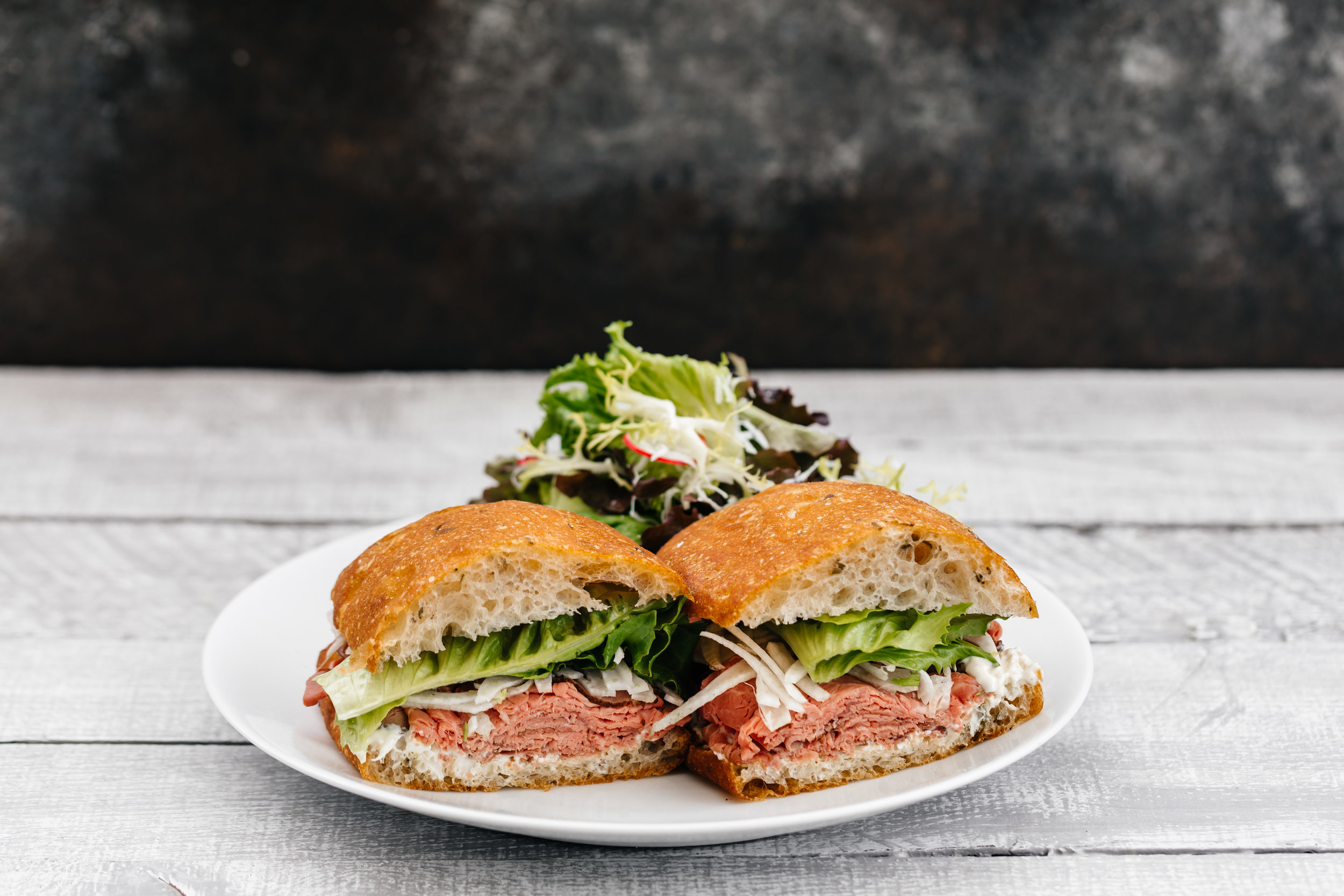 Sandwich Boxed Lunches Starting at $18/PERSON