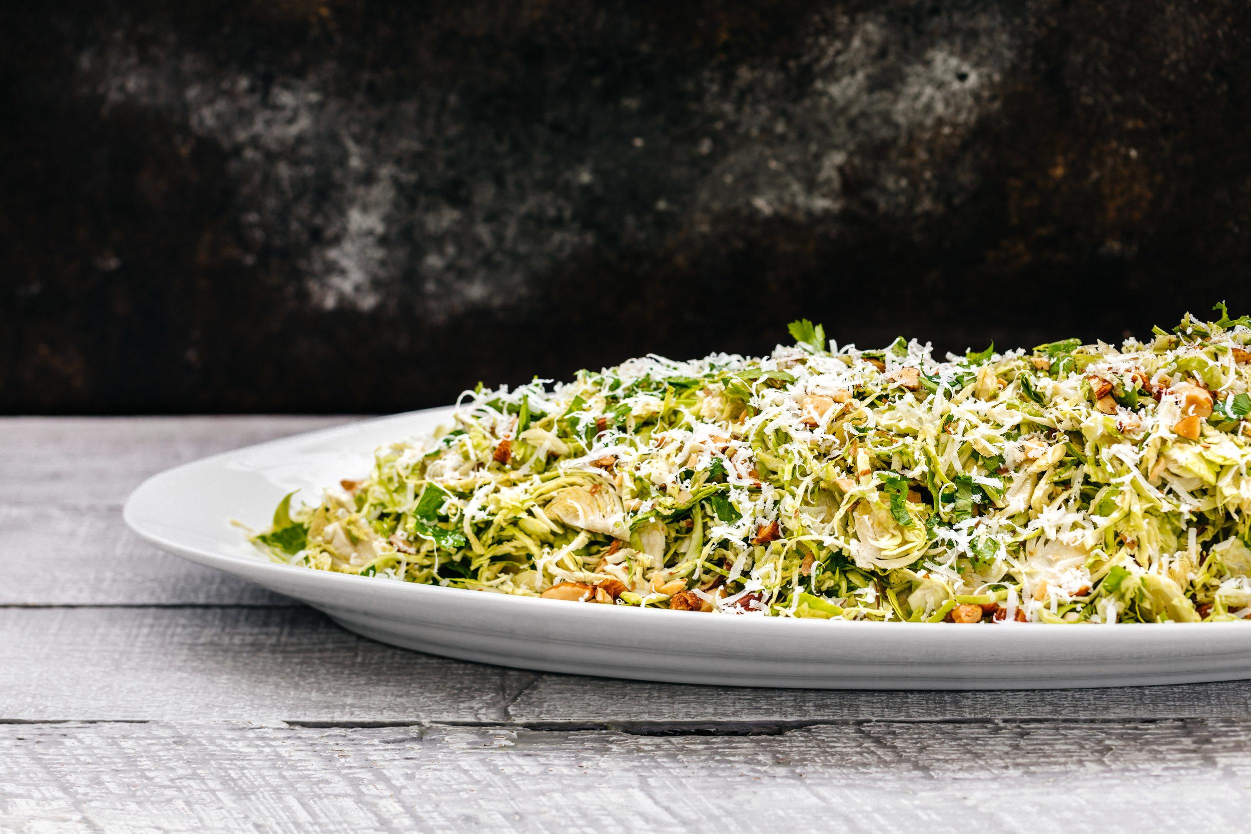Salad Platters  Starting at $55 (serves 12- 15)