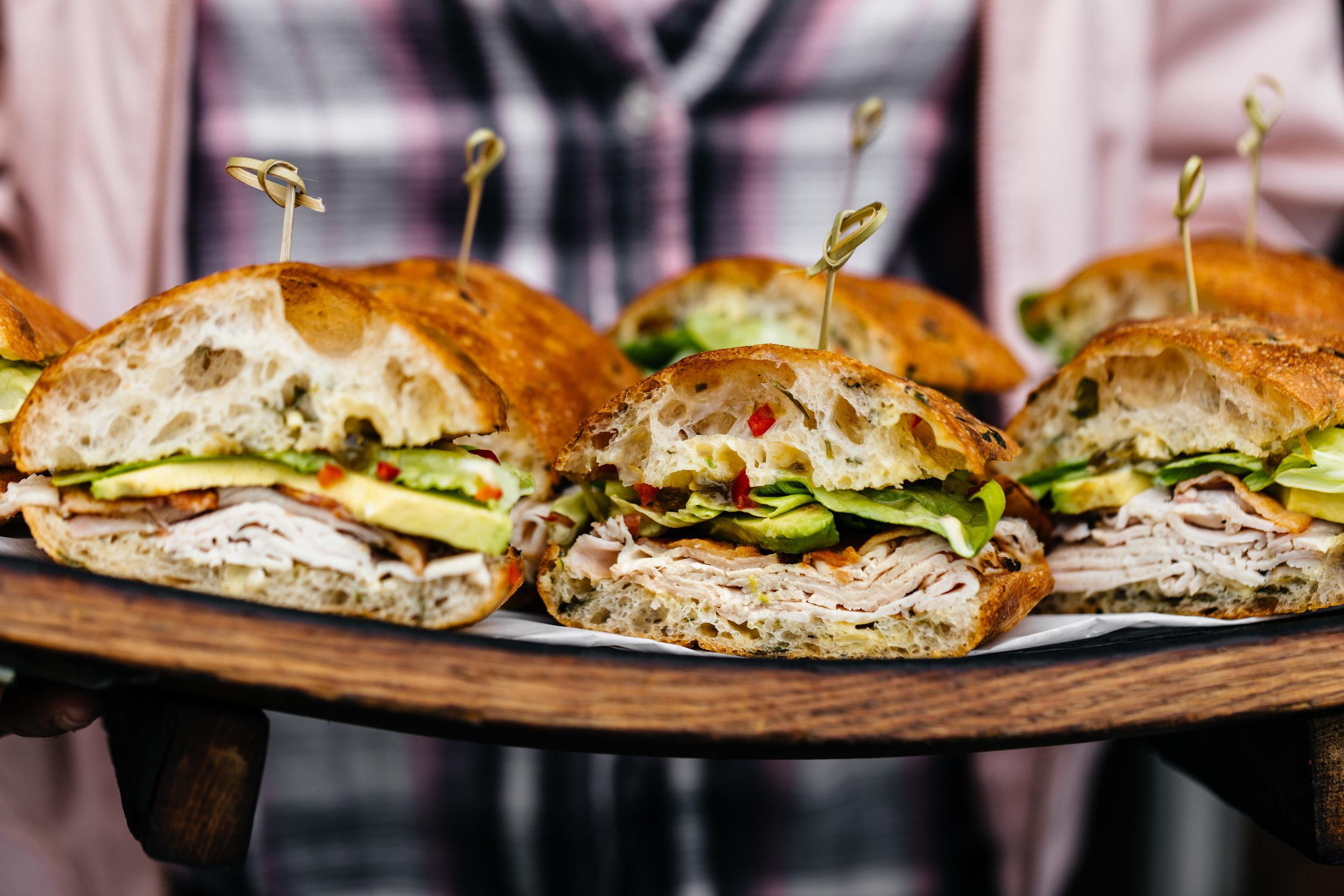 Sandwich Platters -
