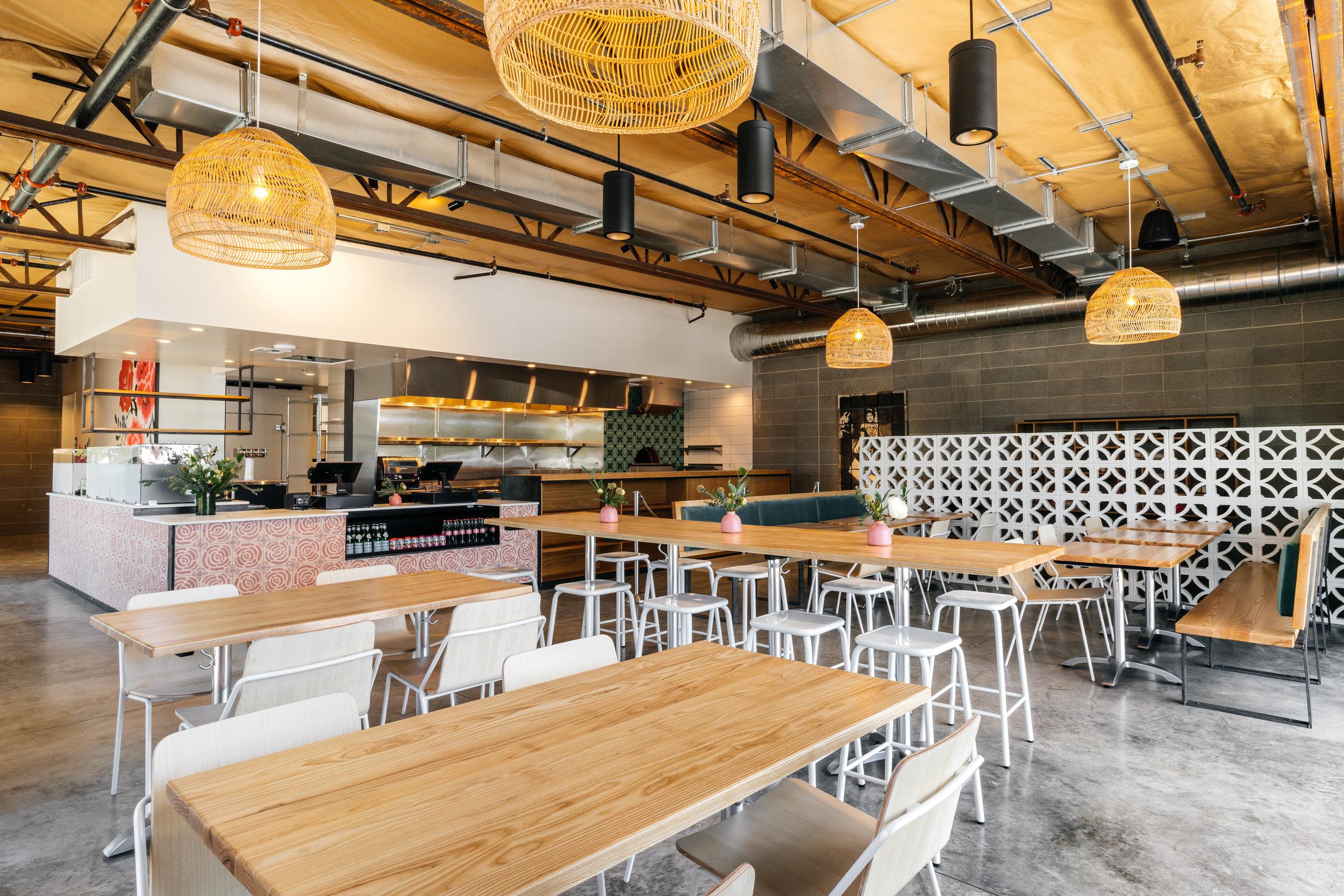 Dine-In Venues -