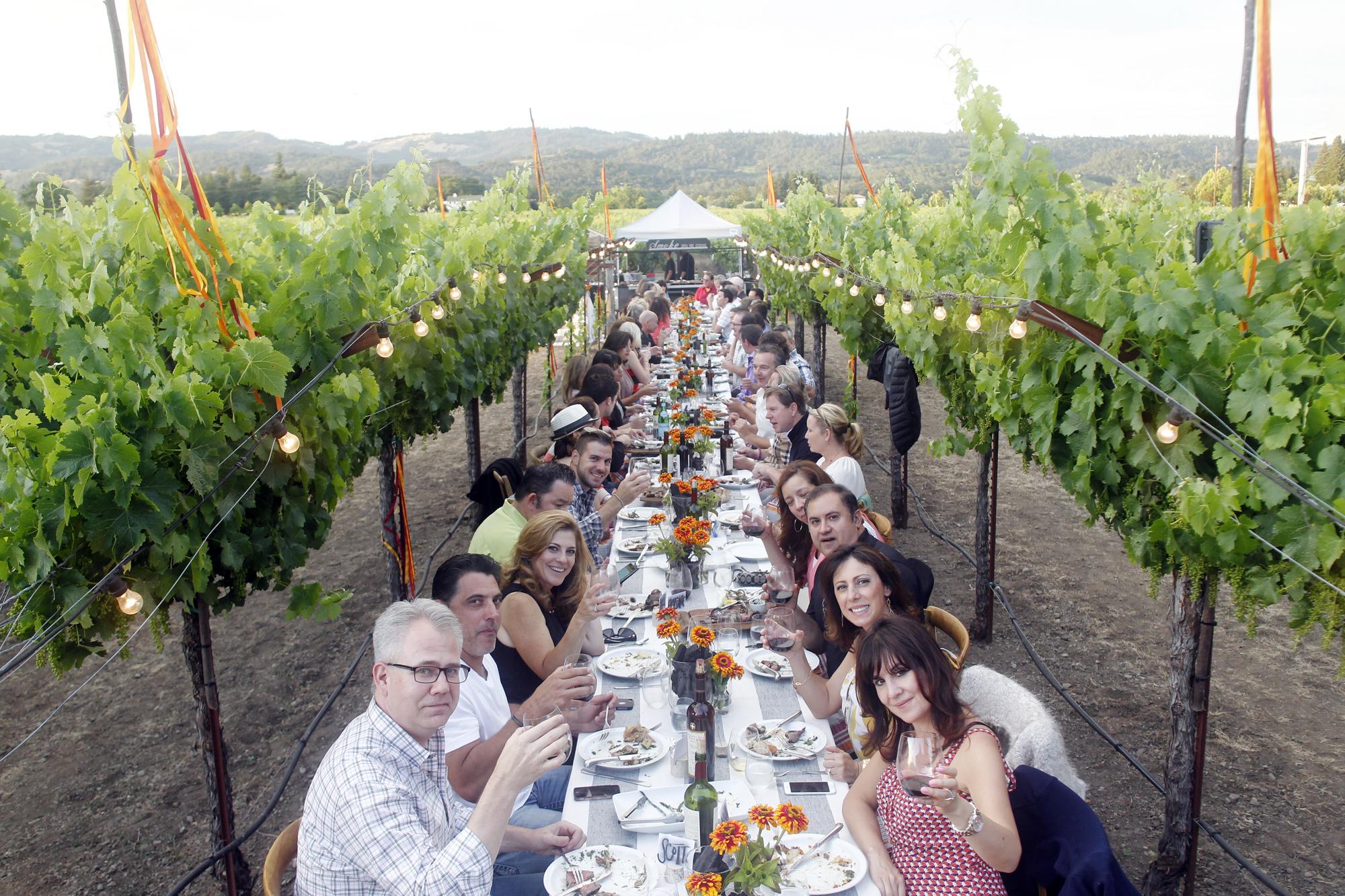 Wine Parties -
