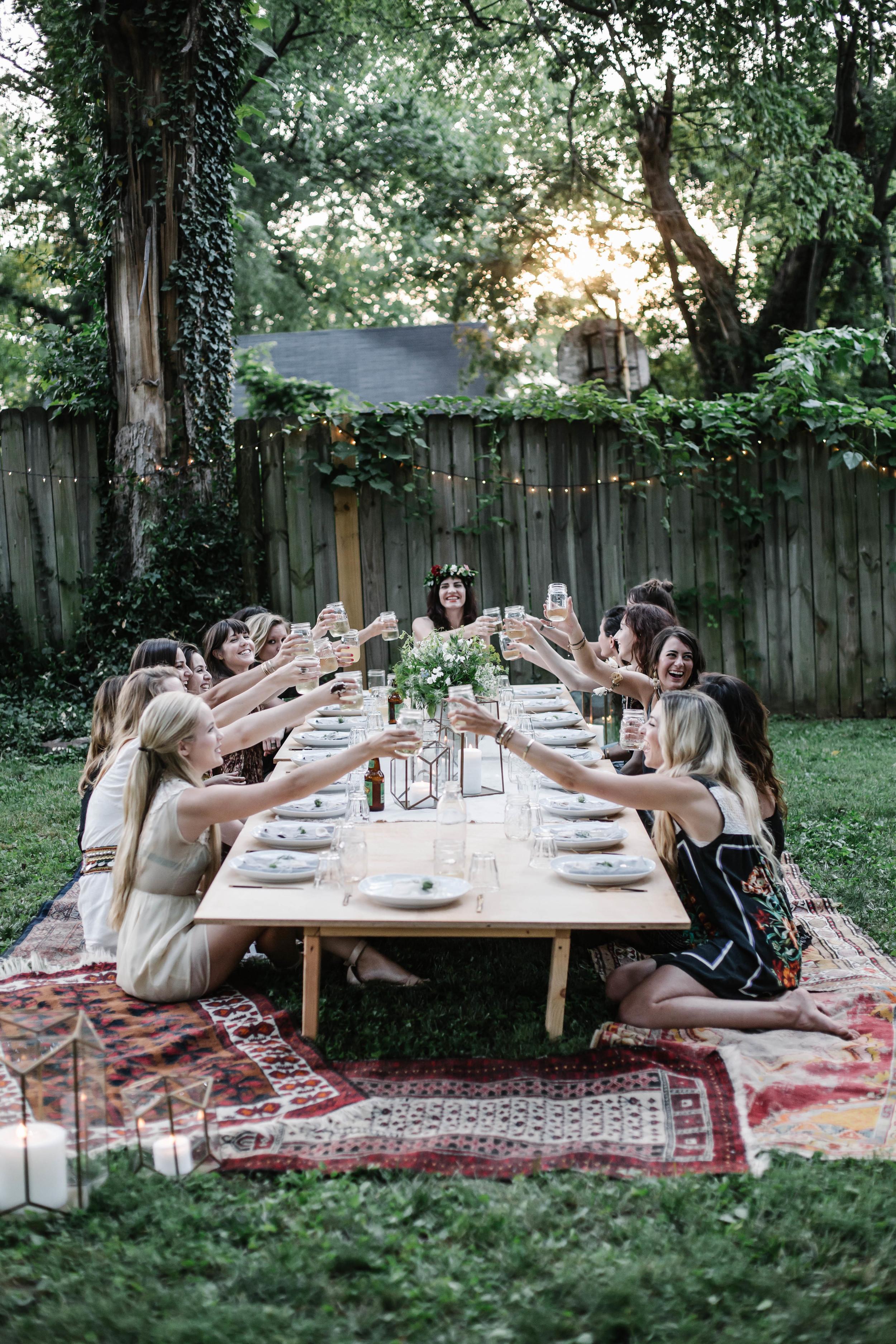Free People Dinner | 2014