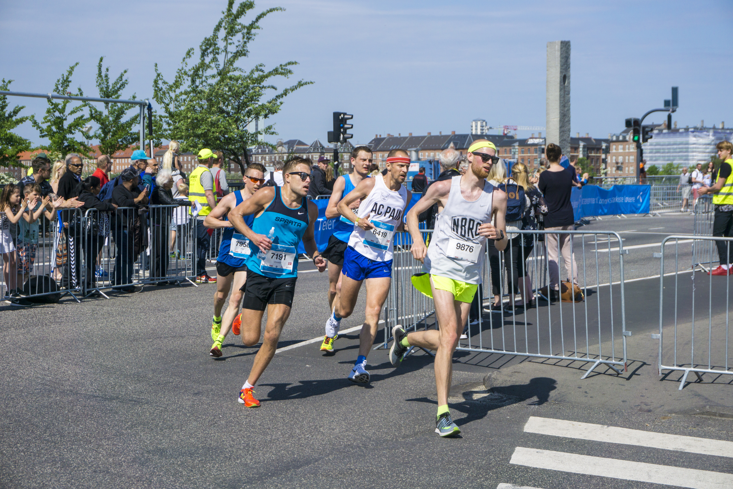 """City Marathon"" in Copenhagen"