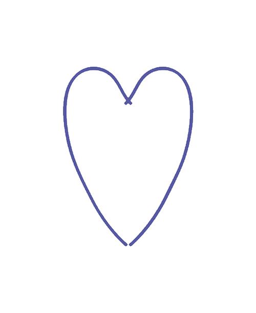 Neon Heart Design