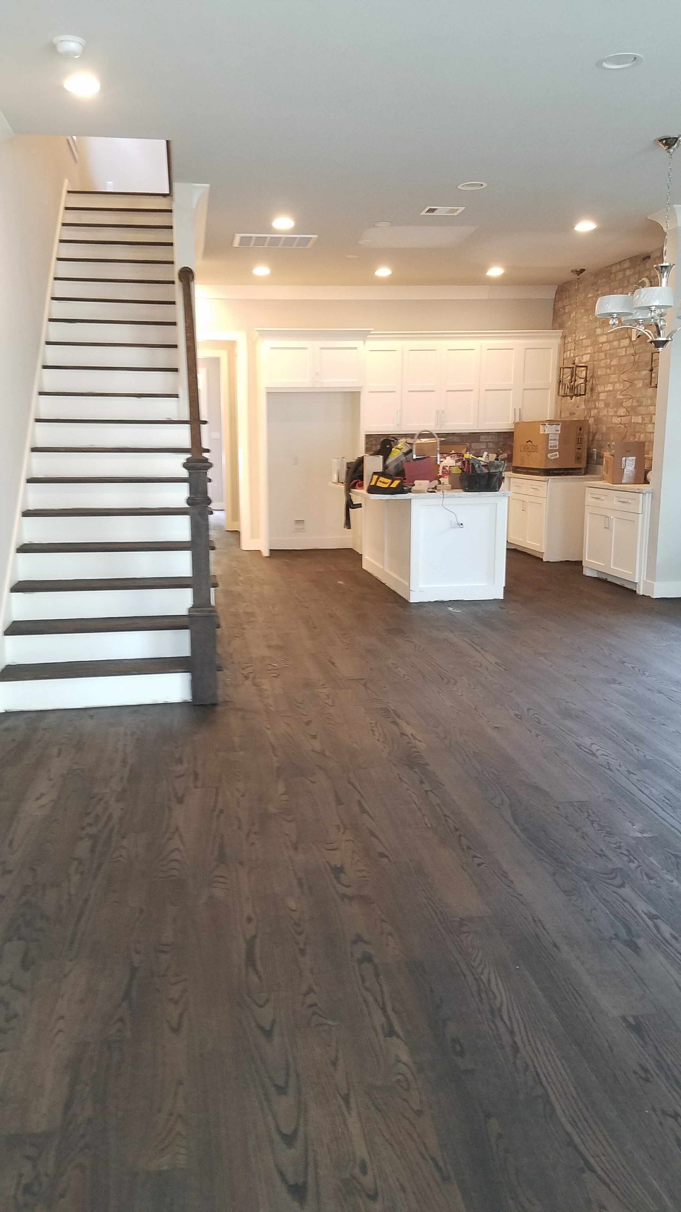Refinishing Houston Hardwood Floor Refinishing Installations