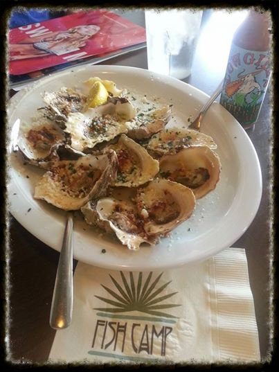 Oysters & Cowgill's - no better combination