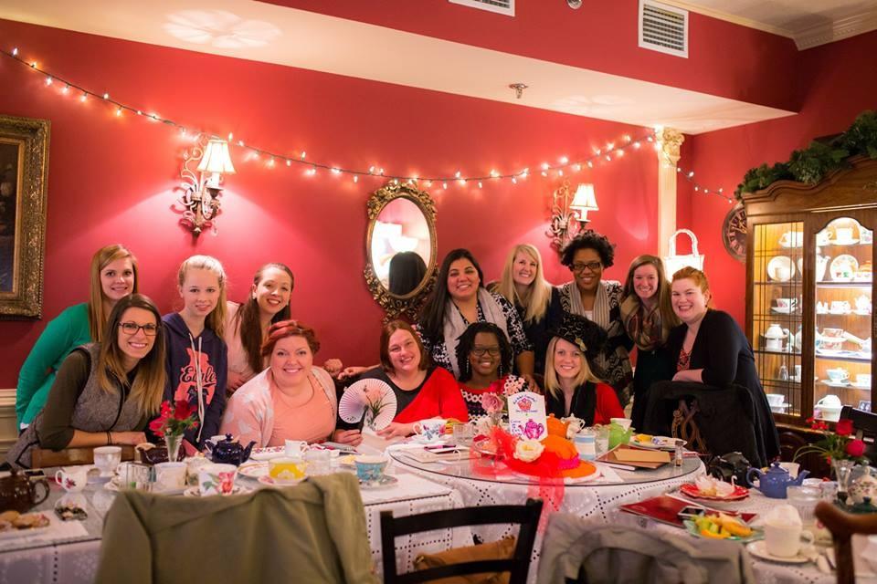 Photo Courtesy of: Brandilynn Photography   Pursuit 31 Fredericksburg Group aka my Kumbaya group!