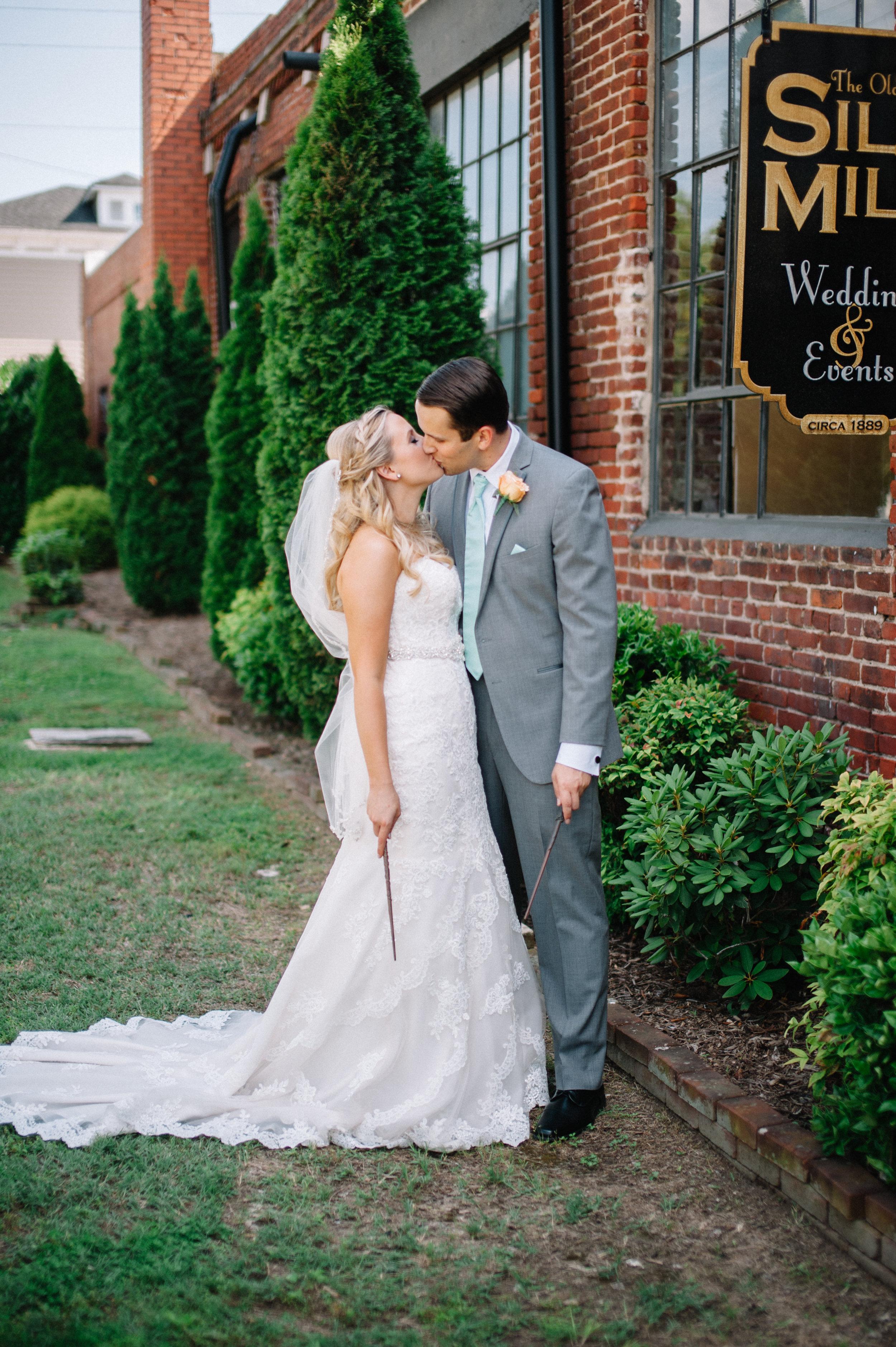 silkmillharrypotterwedding