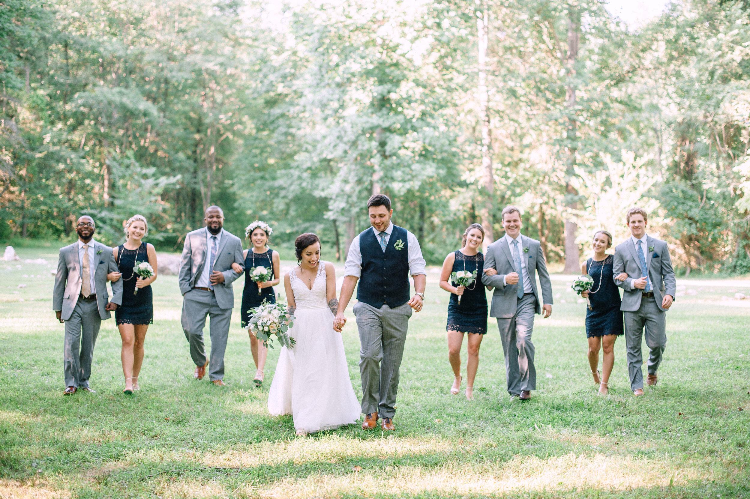 Farm Retreat at Willow Creek Wedding