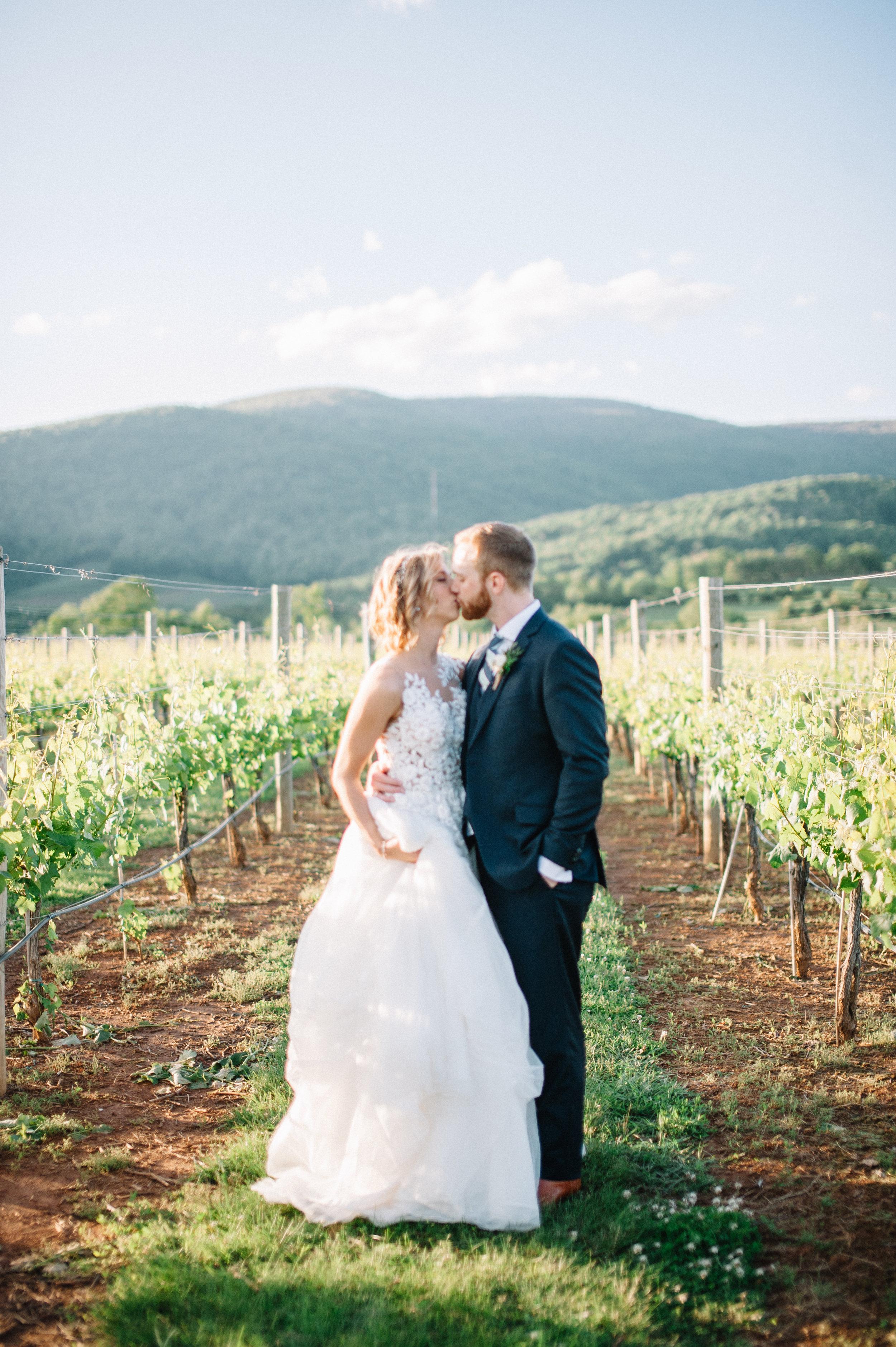 King Family Wedding Photographer