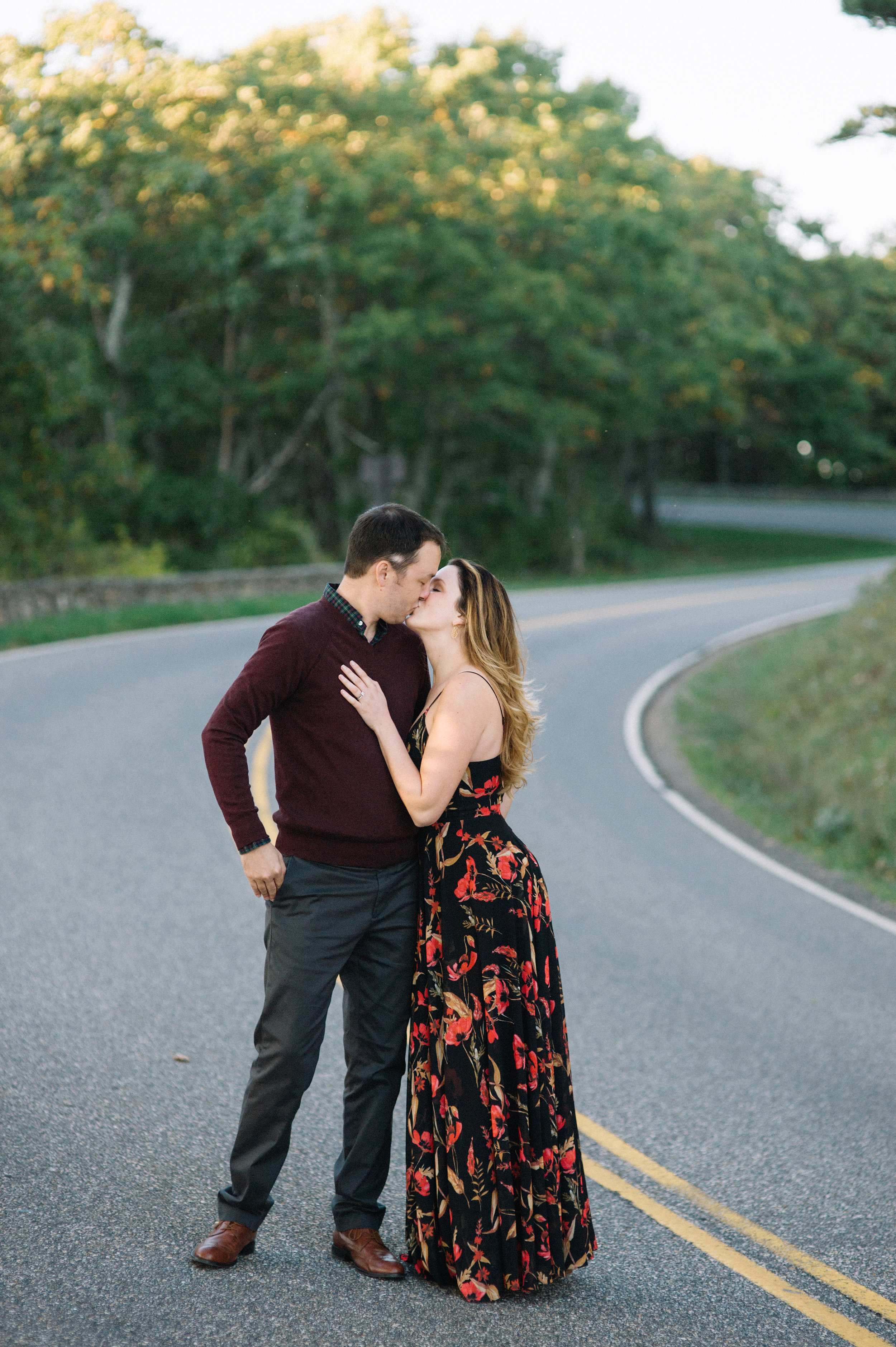 Shenandoah Engagement Portraits