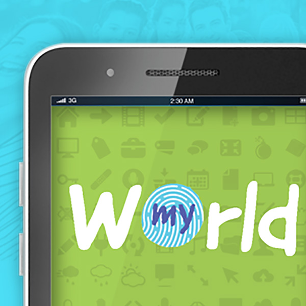 myWorld Case Study   myWorld is a communication solution platform for families of all sizes and   the application is fully customizable  .
