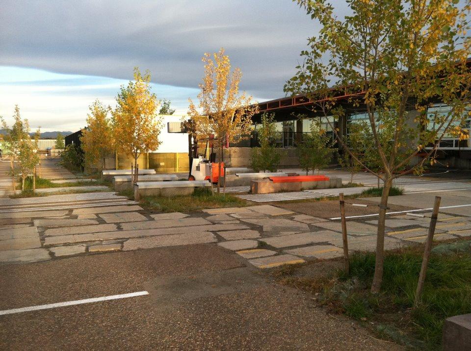 Freight Garden