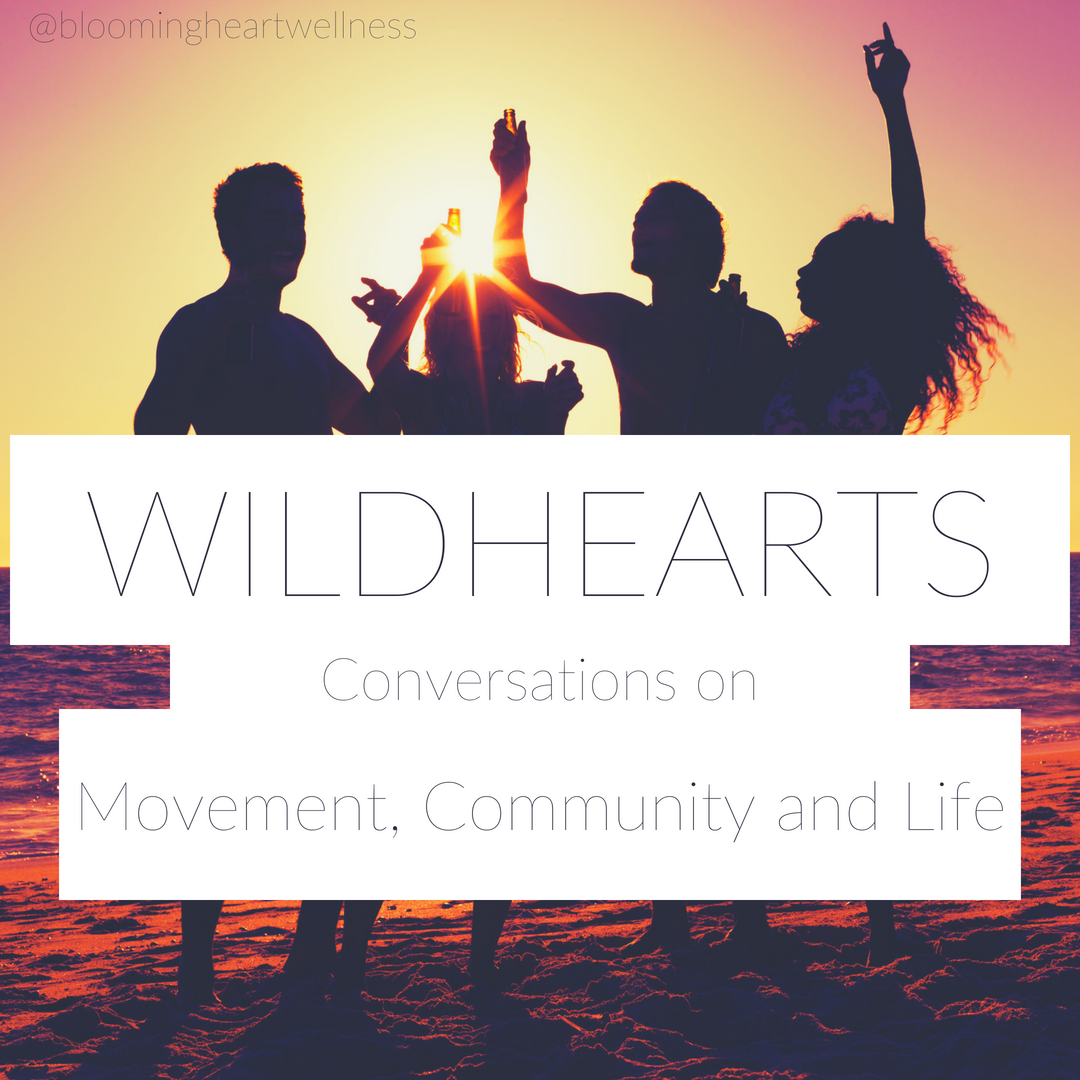 Introducing: - WildHearts: Conversations on Movement, Community, and life. A brand new podcast hostedby Jacquie Michelle.What keeps your heart wild? What fuels your passions and lights your fire to keep showing up each and every day? Each week we will explore these topics plus many more through storytelling and the art of conversation.Together we are creating community one conversation at a time.Now available on iTunes!