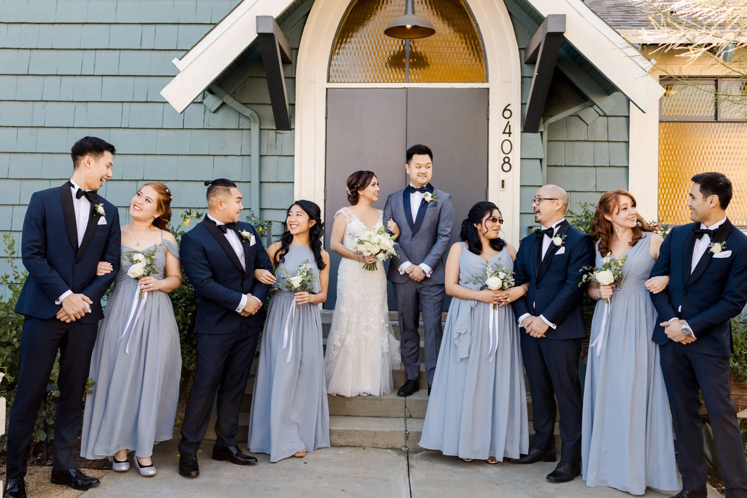 the ruby street los angeles wedding part photos