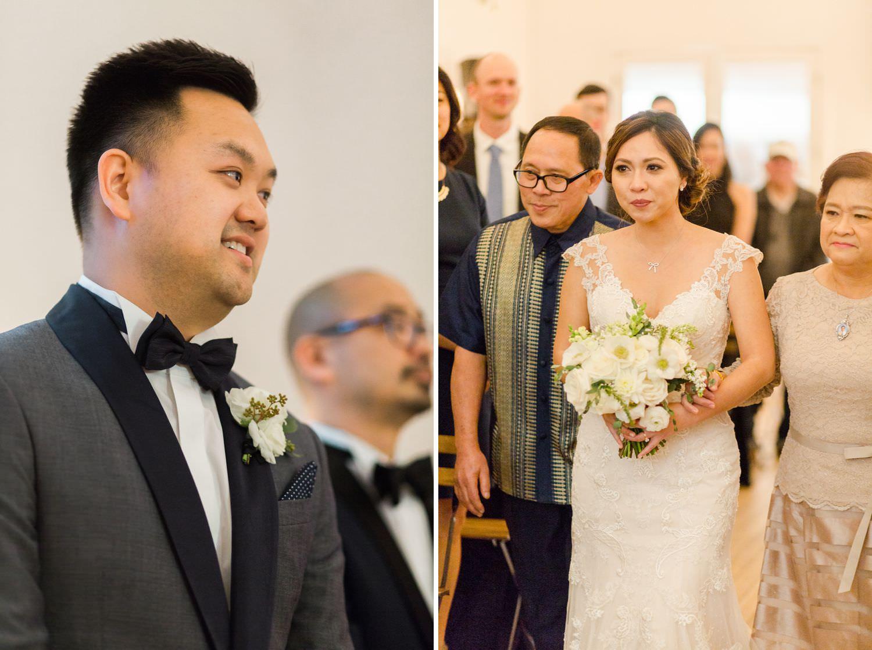 the ruby street wedding ceremony