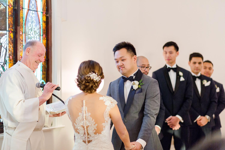 wedding ceremony photos los angeles ca