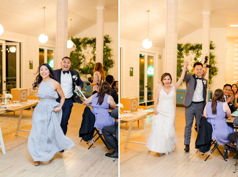 the ruby street wedding reception photos