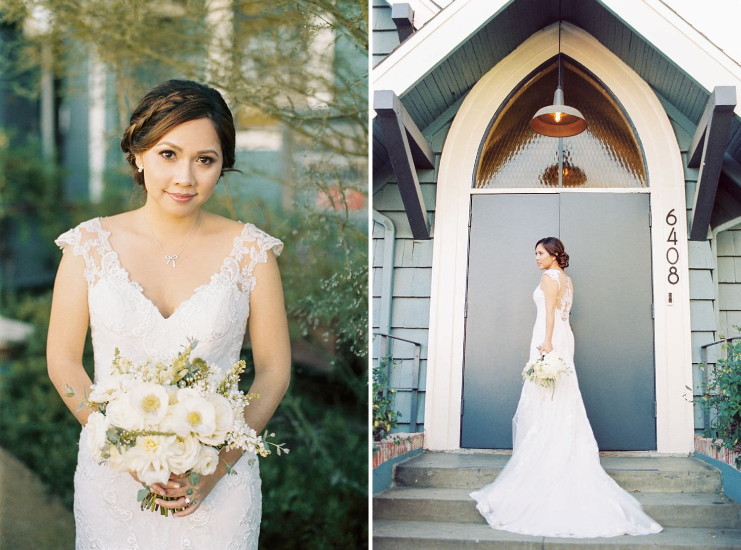bridal portraits los angeles ca wedding