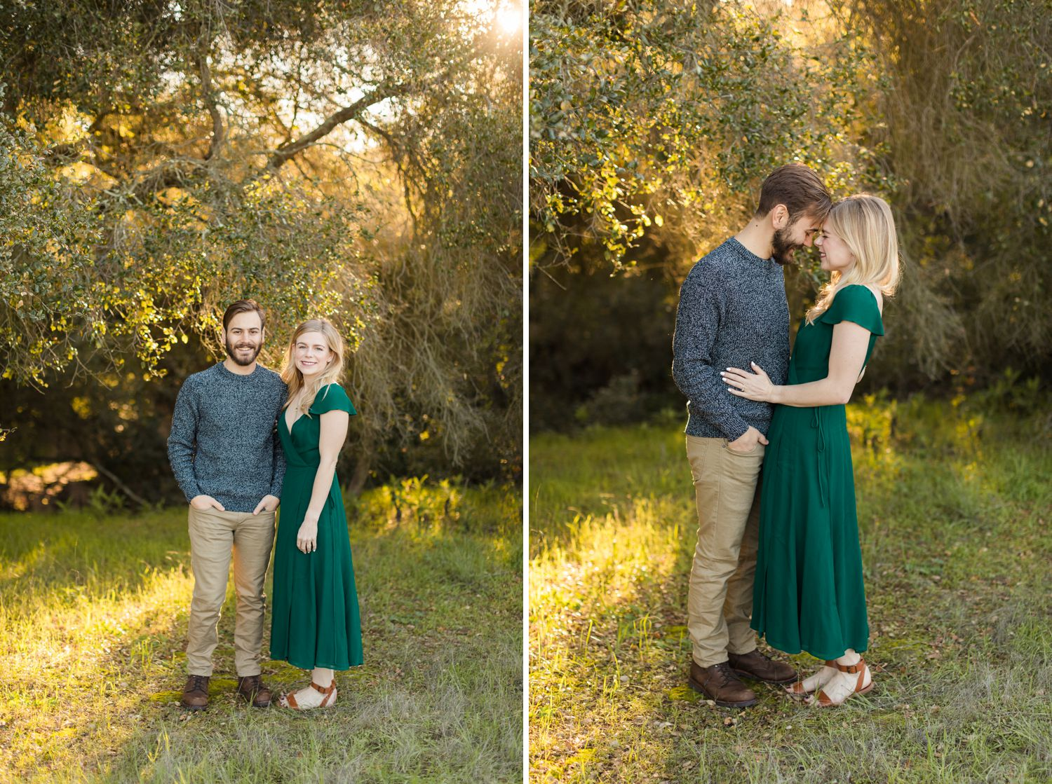 trippet ranch engagement photos topanga canyon