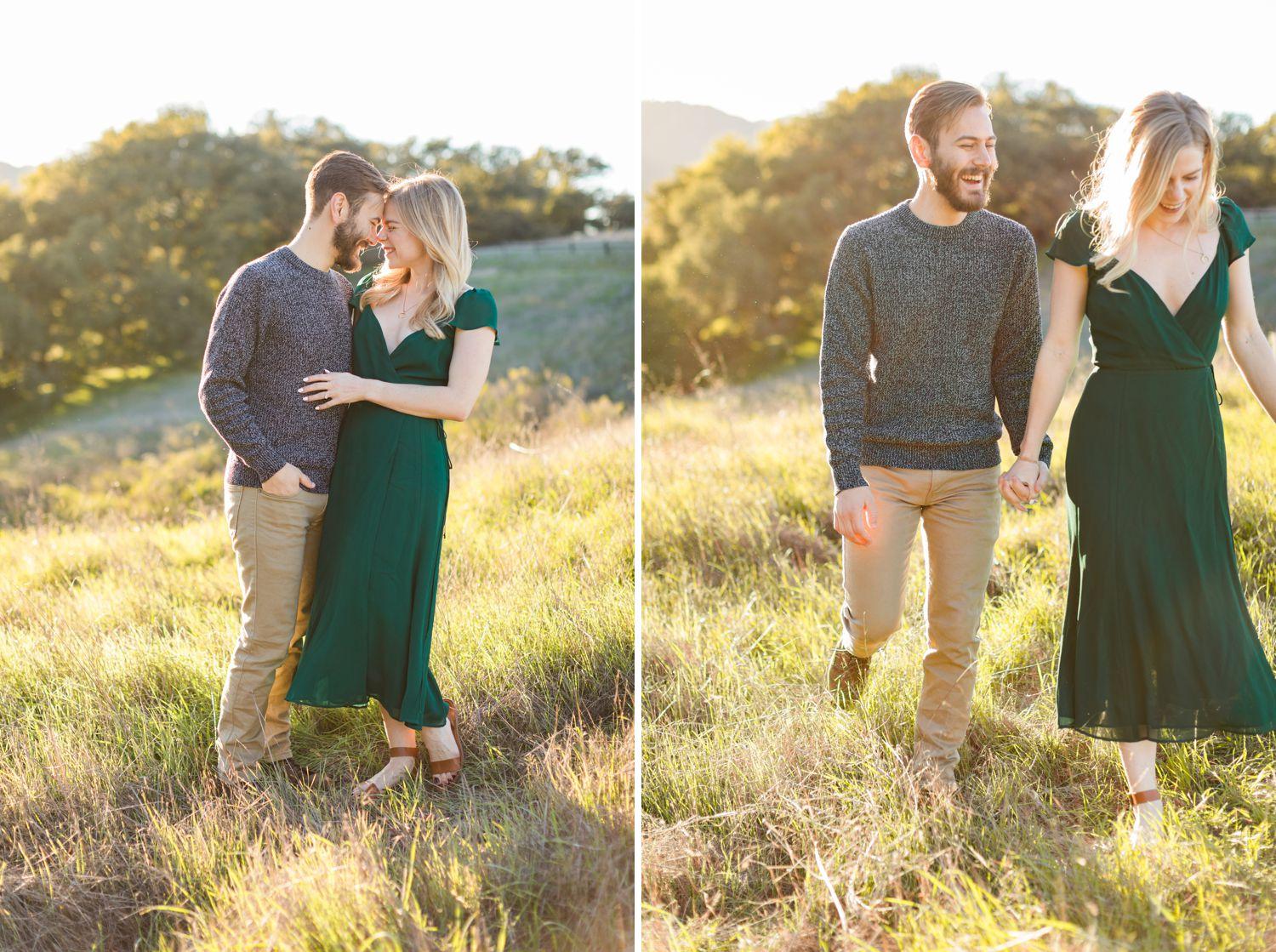 malibu engagement photographer