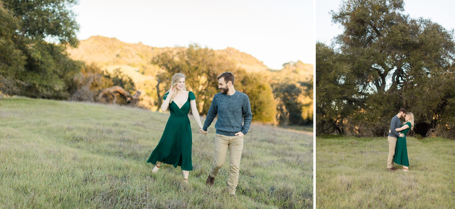 trippet ranch engagement photographer