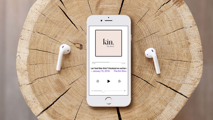 Kin Podcast by Marcella Chamorro