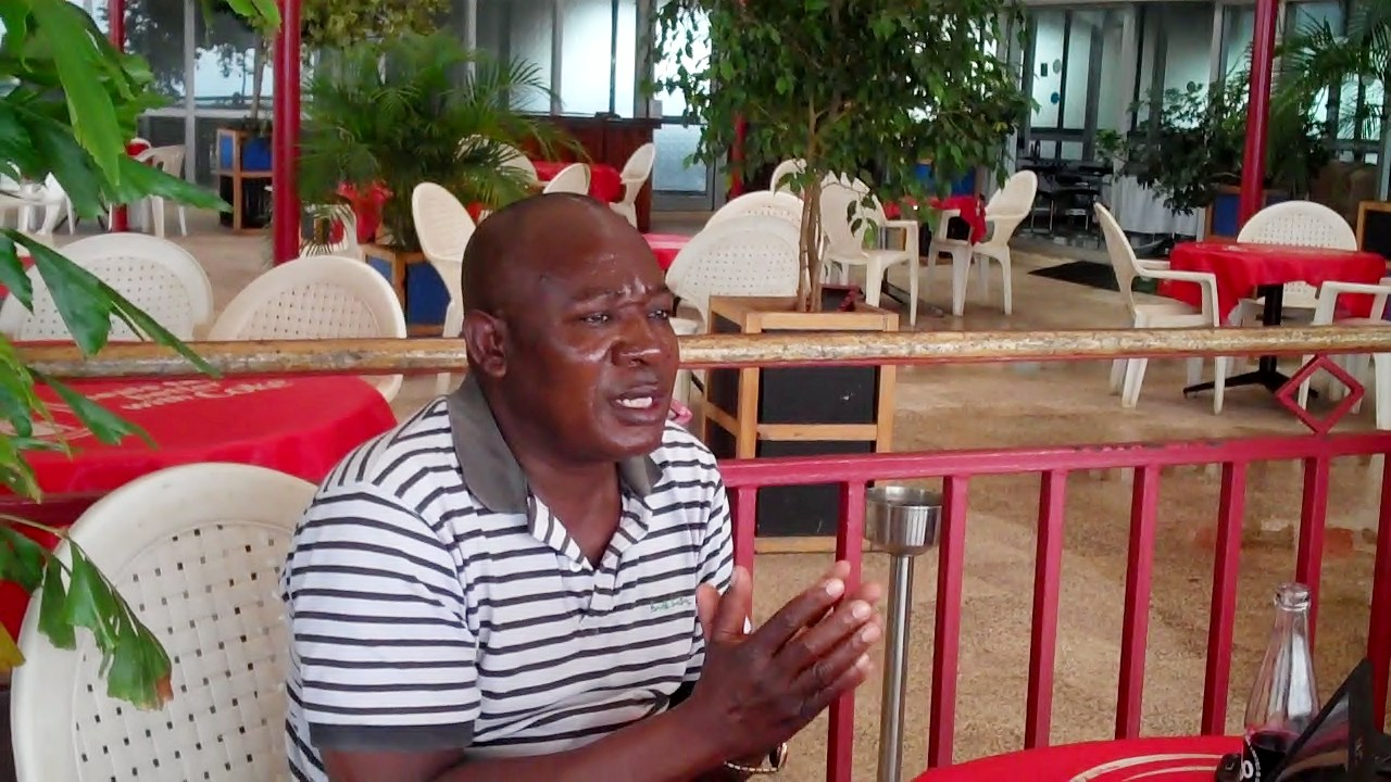Clifford Msiska, founder of the Paralegal Advisory Service in Malawi and a global advocate for primary justice services around the world, here being interviewed about the 10 years that have passed since the adoption for the Lilongwe Declaration on Access to Legal Aid.