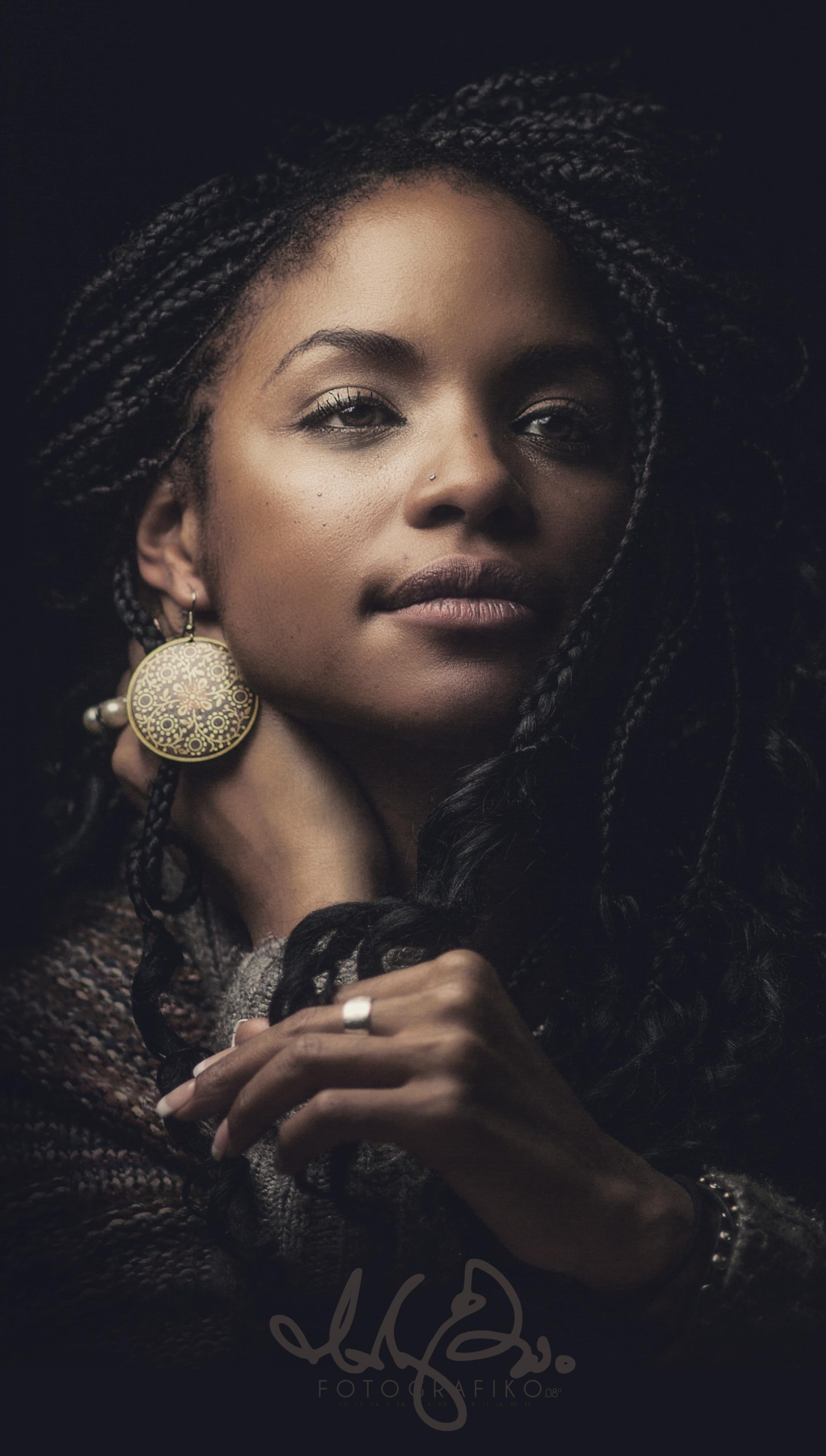 Rosie Bailey - cinematic portraiture