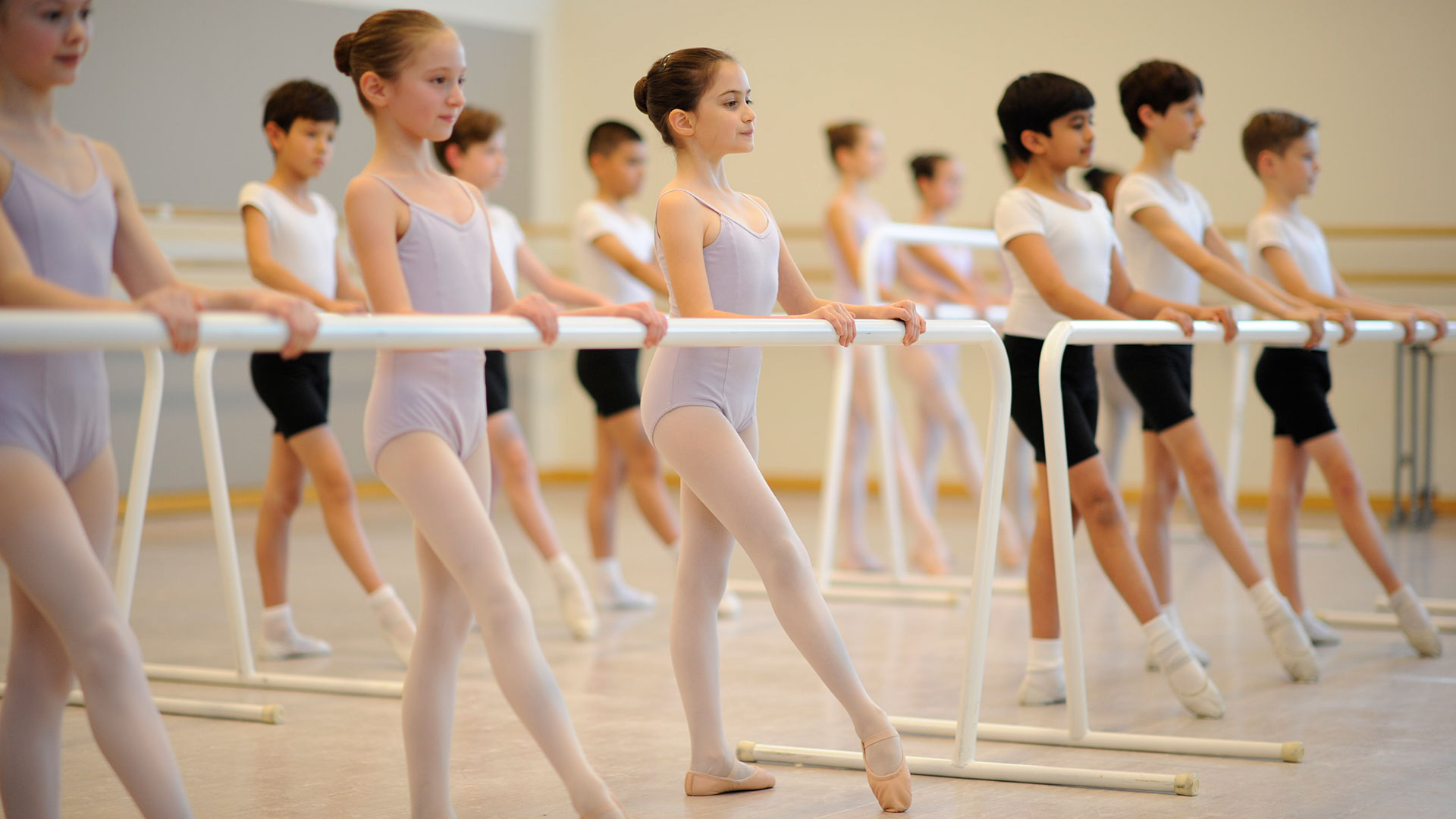 image: the school of american ballet
