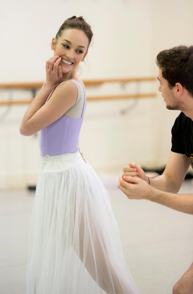 brooke lockett, australian ballet.