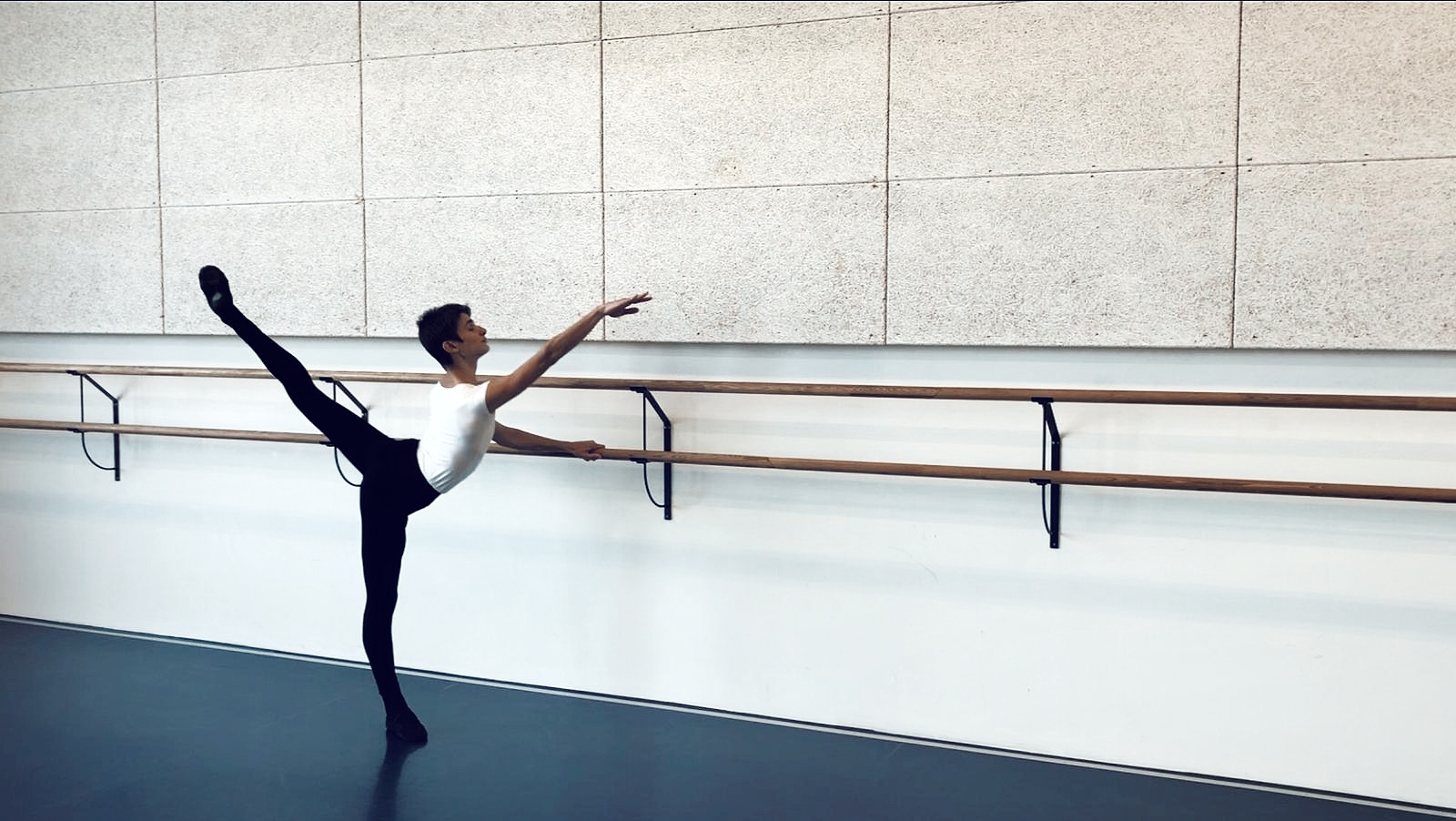 lorenzo more recently at the dutch national ballet school