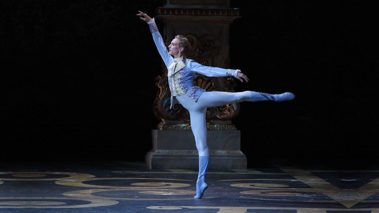 david hallberg of american ballet theater