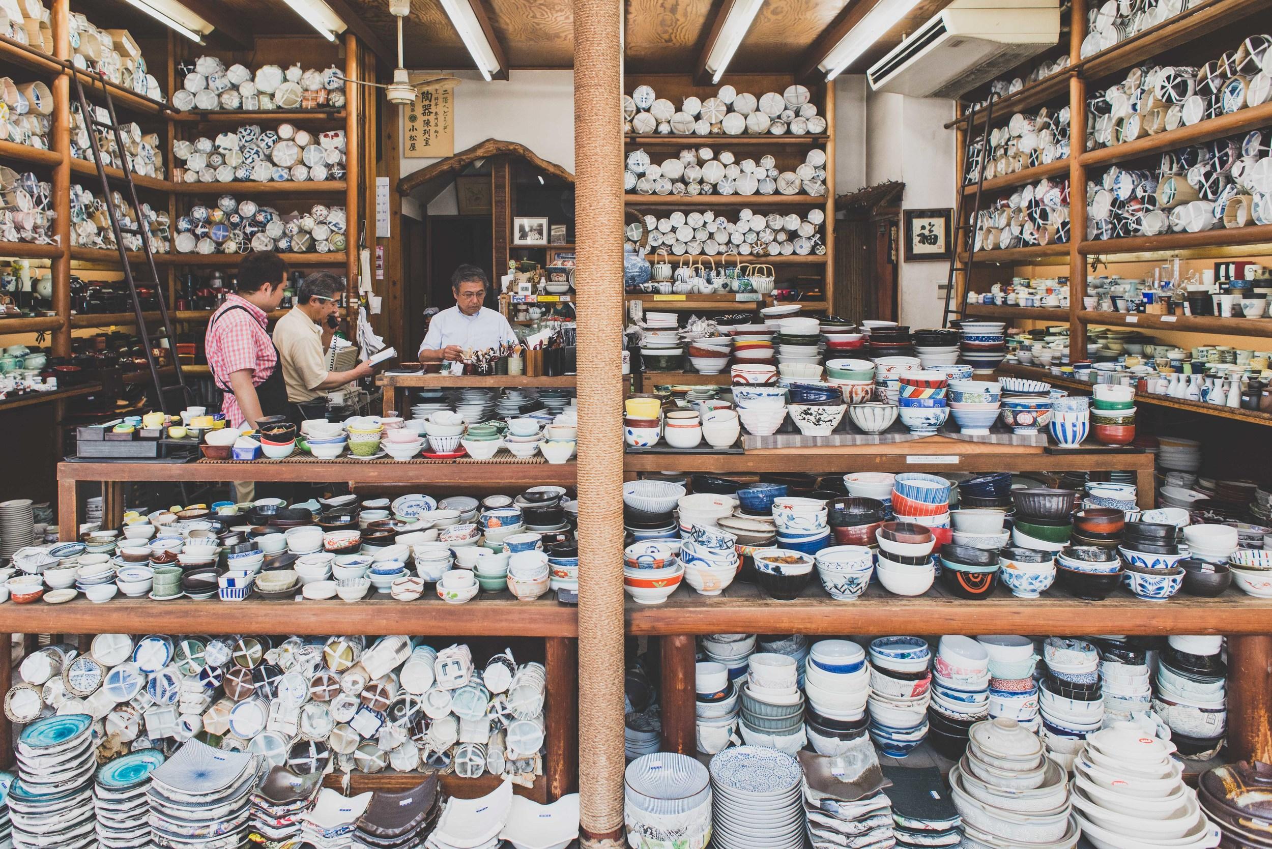 So many bowls