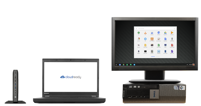 CloudReady: The operating system you want (on the hardware you choose).