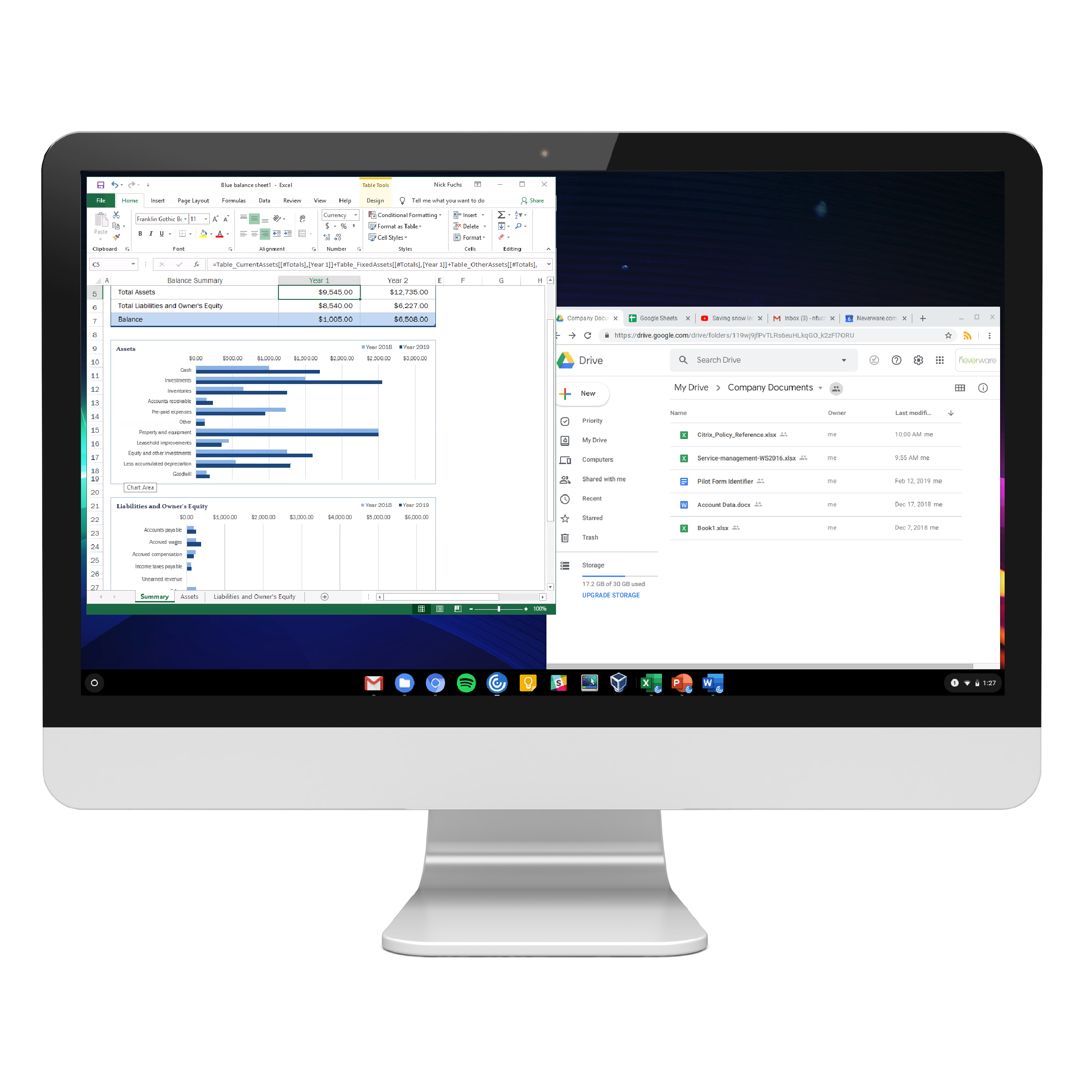Get all the benefits of Chrome OS, along with seamless access to Windows and legacy apps via VDI