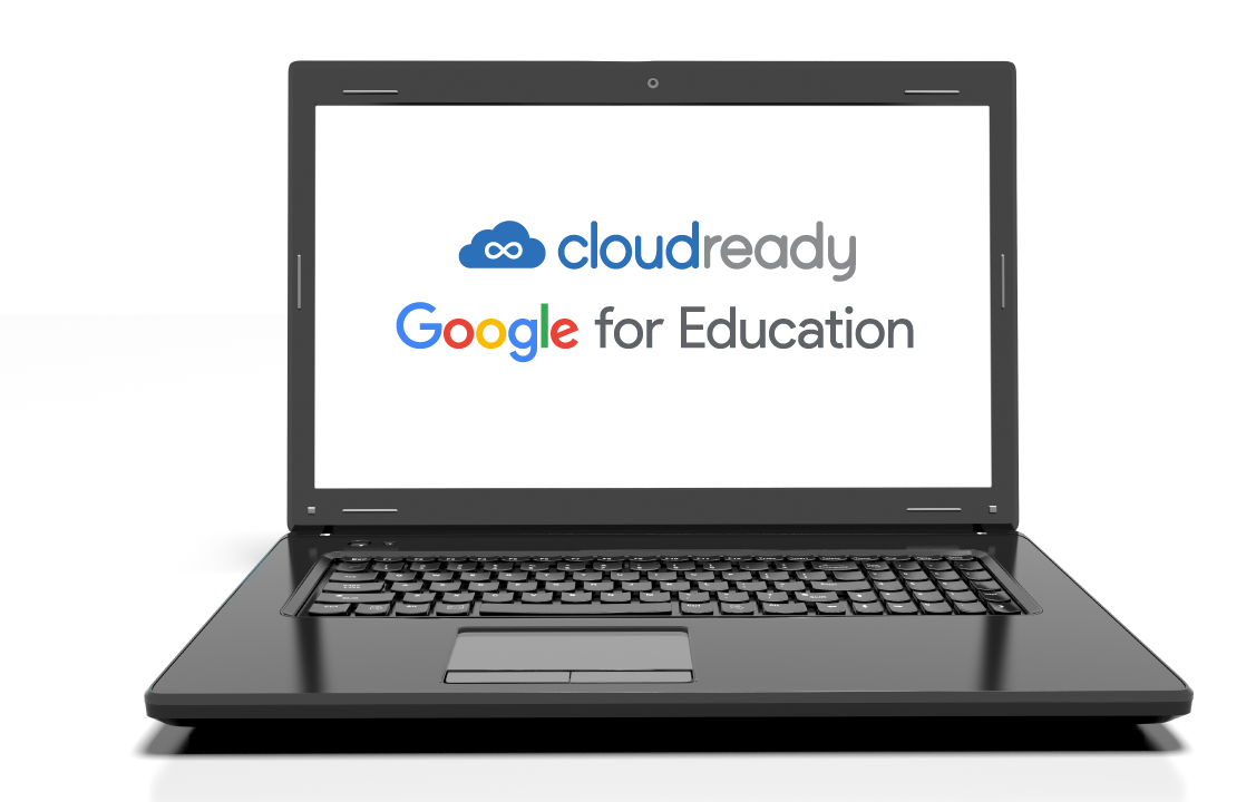 CloudReady and Chrome Enterprise, bundled together for just $66/device for 3 years