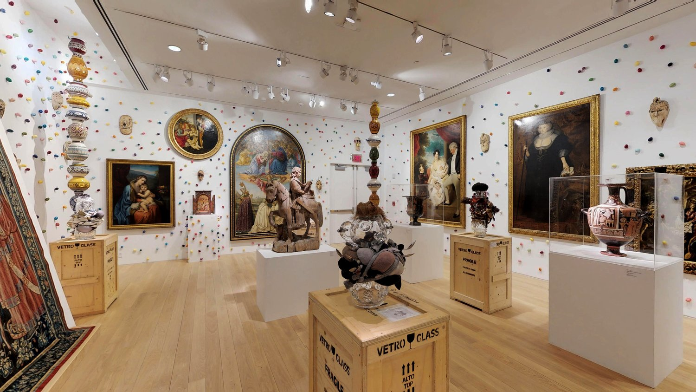 CLICK HERE - PASCALE MARTHINE TATYOU, BASS MUSEUM, MIAMI BEACH, 2018