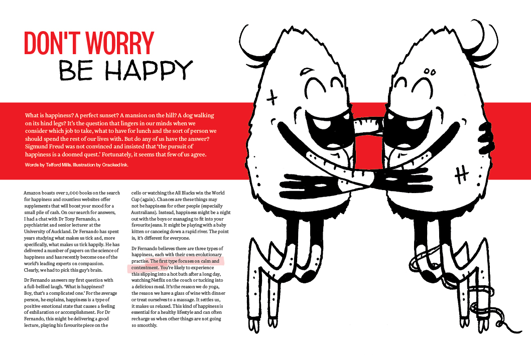 Don't Worry, Be Happy 1