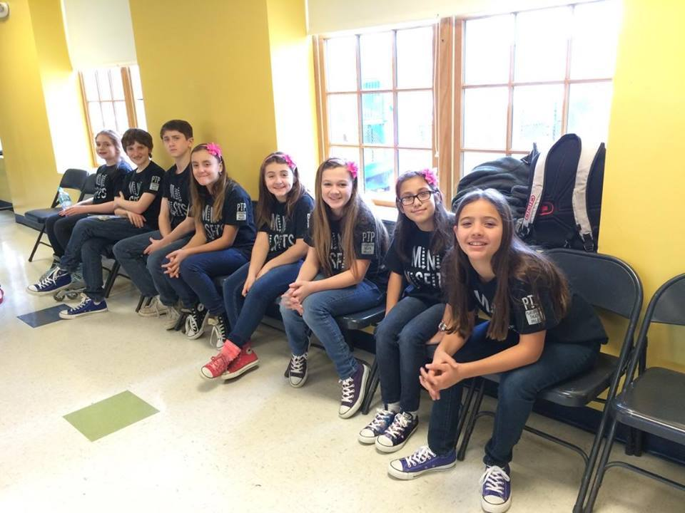 Students of Actors Playground in Freehold New Jersey.