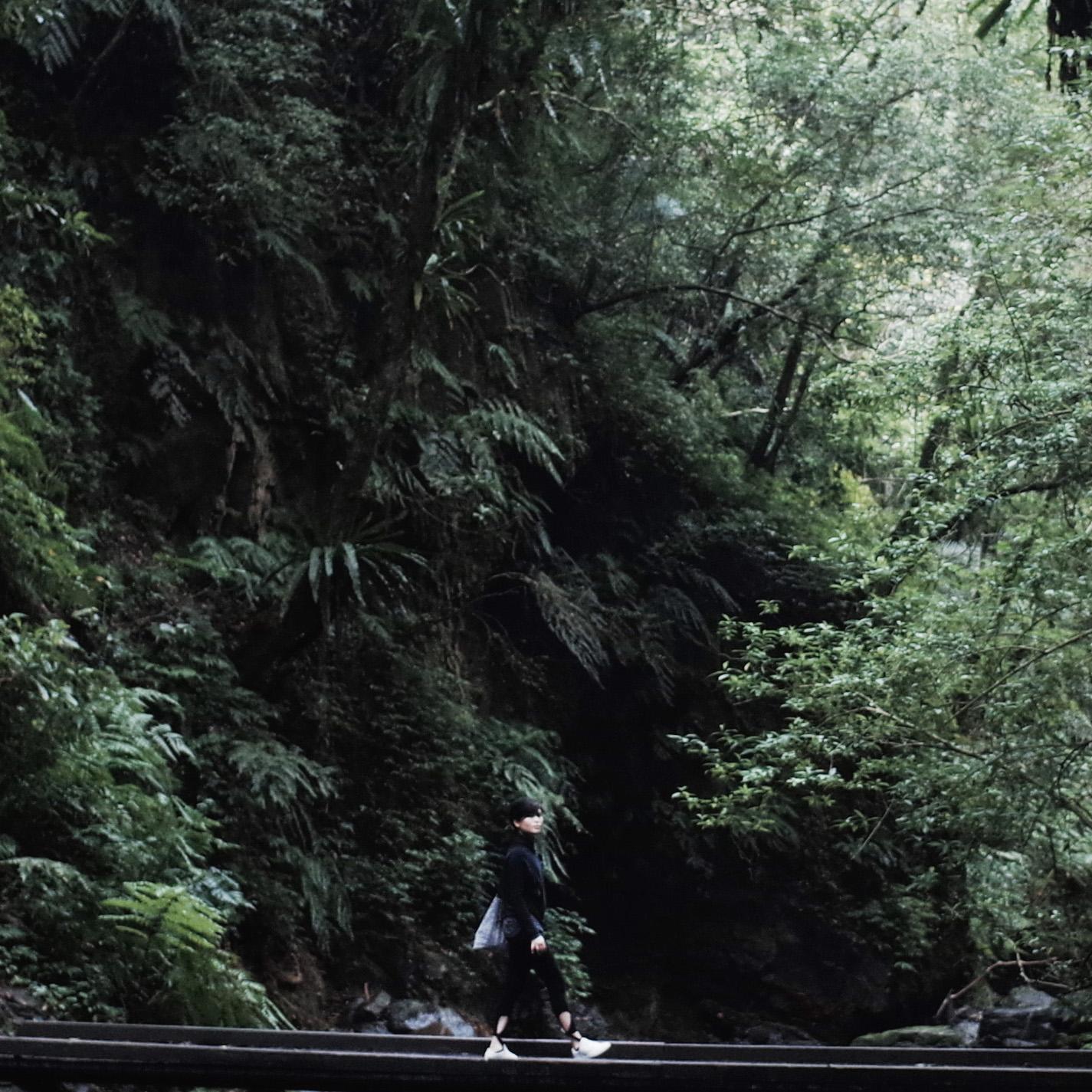 Linmei Shipan Trail in Jiaoxi, Yi Lan,Taiwan. (Took this picture during my trip.)