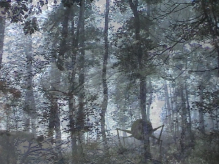 Hiding   Still from video production   Collaboration with Haakon Faste, 2009