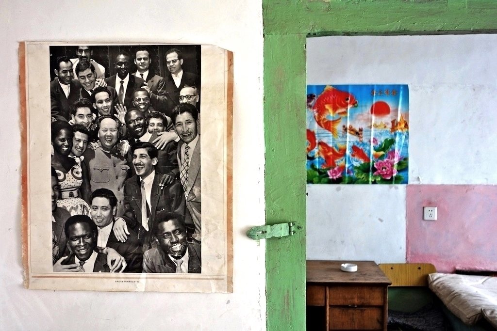 A room in Song Xiu'e's guesthouse