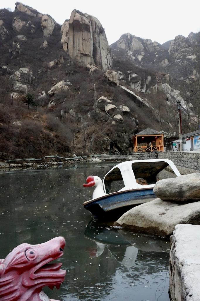 Resort near Mutianyu Great Wall