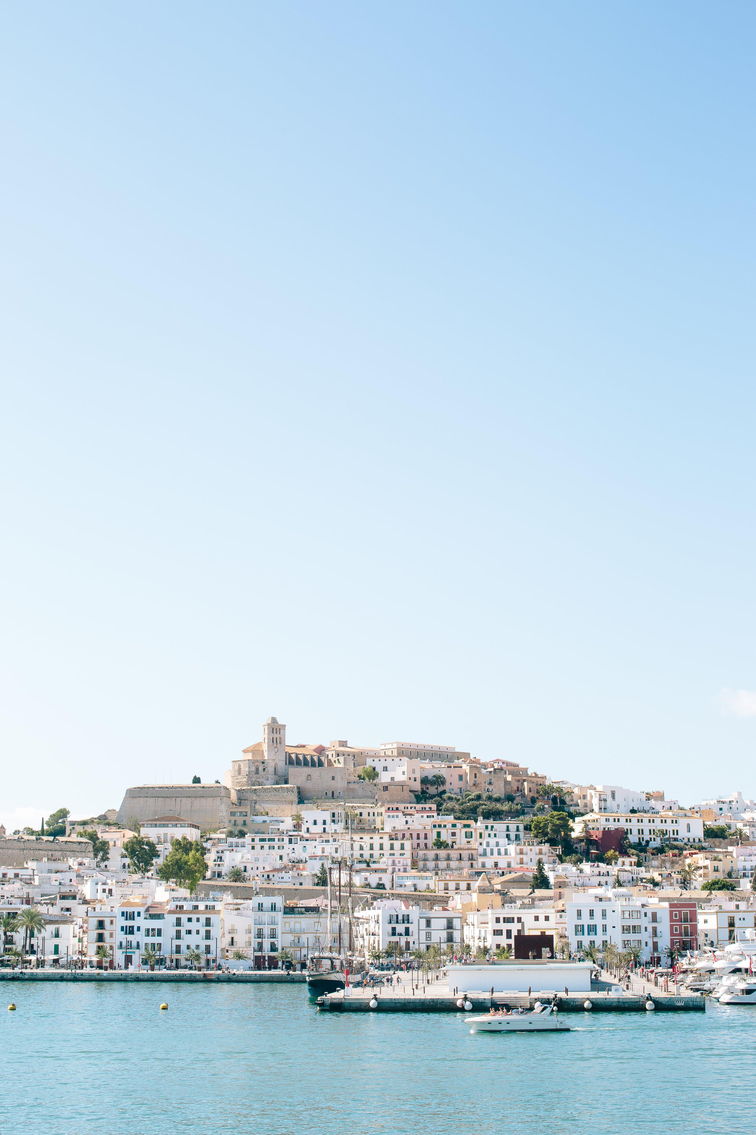 Ibiza harbour - Adinda De Boer Photographer