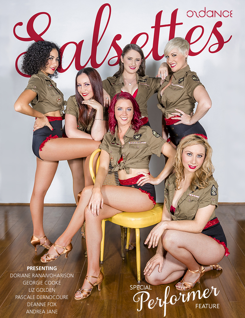 OsDance Special Performer Feature - Salsettes
