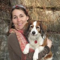 Rahel Gubler  Kindergärtnerin, Mutter von zwei Kindern, Hundehalterin