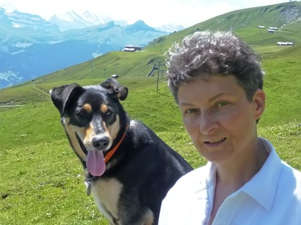 Annemarie Stebler Kindergärnterin, Hundetrainerin, Hundehalterin