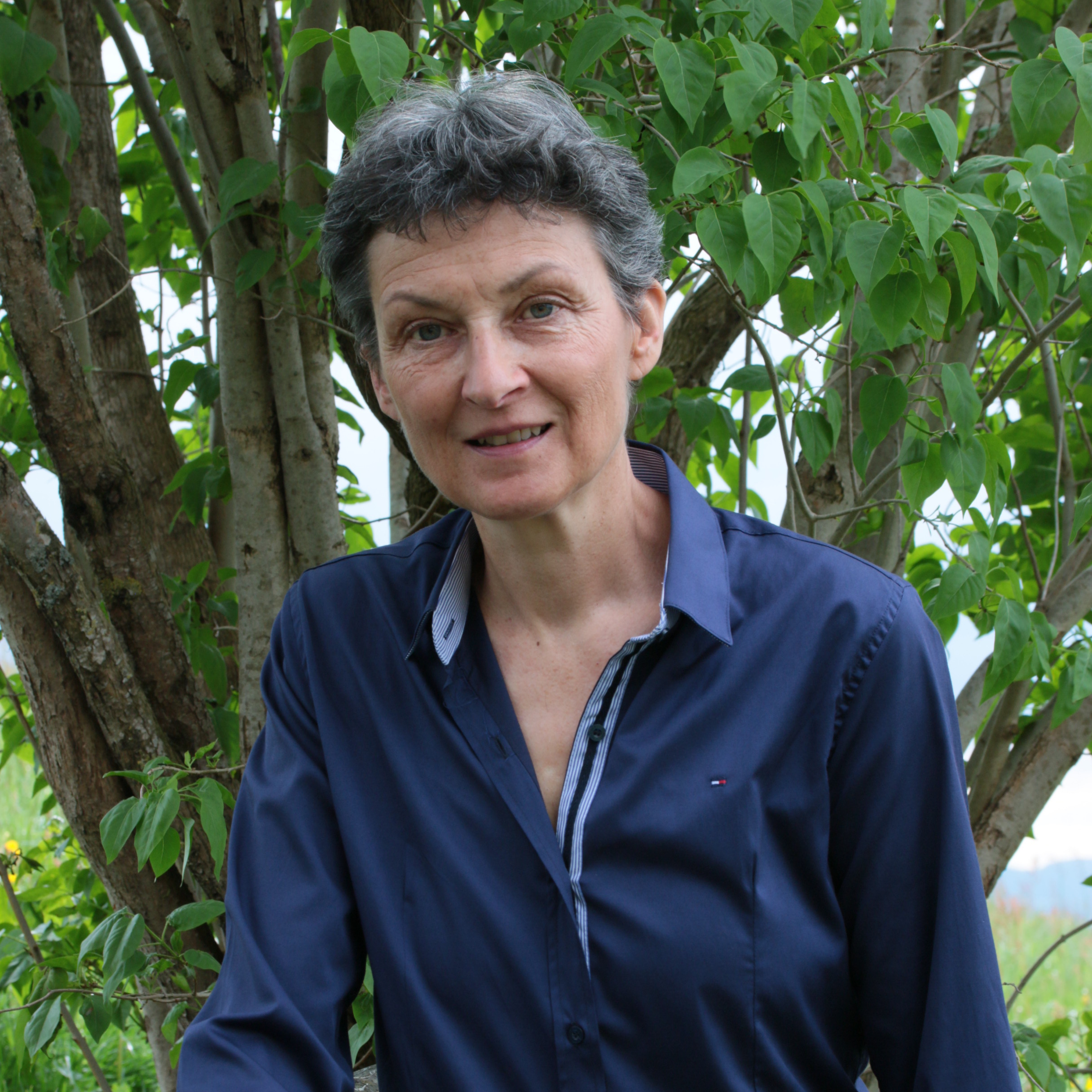 Annemarie Stebler  Stellvertretende Präsidentin (Stv). & pädagogische Leitung