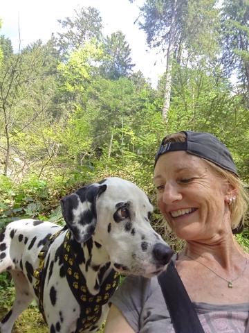 Helen Horisberger & Tosca